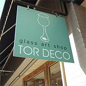 glass art shop TOR DECO