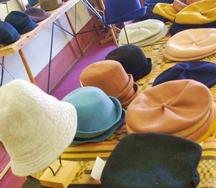 matureの帽子