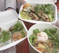 アジア料理も充実